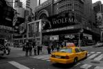 YELLOW CAB - NEW YORK - © JM Rieupeyrout 2008